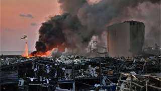 لغز التفجير ..الكشف عن وثيقة هامة بشأن مصير  شحنة نترات الأمونيوم التي تسببت في انفجار مرفأ بيروت