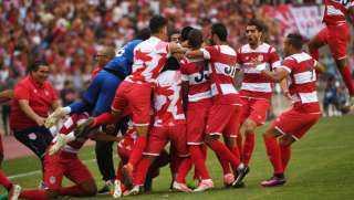 انتهاء تمرد لاعبي الافريقي التونسي بسبب الرواتب