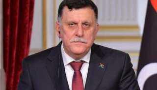 عاجل.. تصريحات خطيرة لـ «السراج»  بشأن  وقف إطلاق النار فى ليبيا