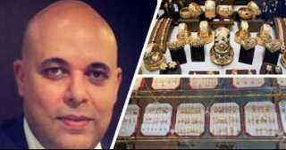 شعبة المجوهرات: مصانع ومحلات الذهب مهددة بالافلاس رغم ارتفاع الأسعار