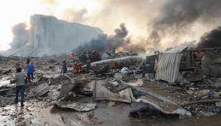 نائب صهيوني يشمت في نكبة تفجيرات بيروت