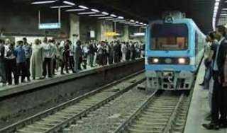 حملات داخل مترو الأنفاق ومحطات السكك الحديدية والقطارات
