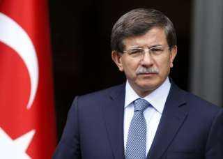 عاجل ..أحمد داوود أوغلو يشكك في احصائيات أردوغان الاقتصادية