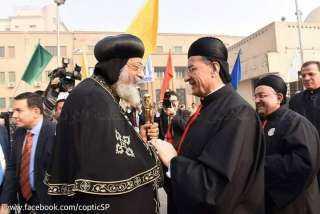 البابا للبطريرك بشارة الراعي: نصلي لأجل جميع المتألمين في لبنان