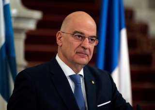 وزير خارجية اليونان يصل القاهرة للقاء شكرى