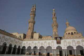 """""""مصر فى القرآن والسنة"""" عنوان خطبة الجمعة غدا من الجامع الأزهر"""