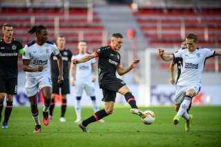 ليفركوزن يهزم أوجسبورج بثلاثية في الدوري الألماني