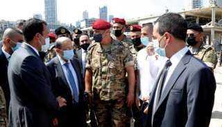 مطالب برحيل الرئيس اللبناني والحكومة :تفجير بيروت أسقط الجميع