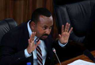 """تفاصيل الرقصة الأخيرة  لـ""""أبى أحمد """" لإنقاذ رقبته من الشعب الإثيوبى"""