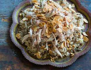 تعرفي على أسهل طريقة لطهى الأرز اللبناني