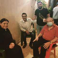 """حمادة بركات يستعيد ذكرياته مع ماجدة زكي في """"قوت القلوب"""""""
