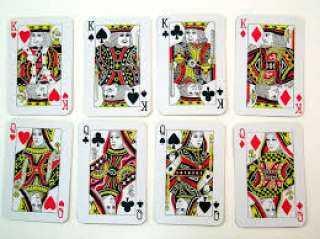 """أسرار وحكايات عن ملوك وبنات لعبة """" الكوتشينة """" الحقيقيين"""