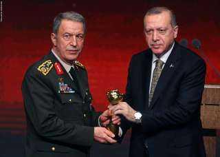 عاجل..أردوغان يدعم خلوصي أكار لخلافته حتى لا يفقد السلطة