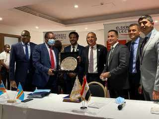 «السويدى إليكتريك» توقع عقد بقيمة 38.6 مليون دولار بدولة الكونغو