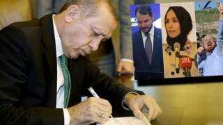 """عاجل.. أردوغان يرشح """"سفاح تركيا """" لخلافته في الرئاسة"""