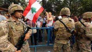 عاجل.. بيان هام للجيش اللبناني