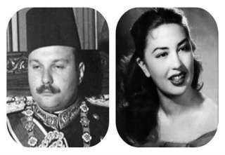 كاميليا.. عشيقة الملك فاروق التي لاحقتها اتهامات التخابر مع الموساد
