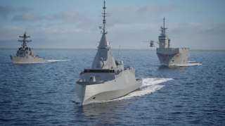 عاجل..الأسطول البحري اليوناني يستعد لتأديب أردوغان