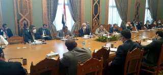 تفاصيل اجتماع اللجنة الدائمة لمتابعة العلاقات المصرية الأفريقية