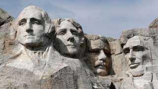 أسرار غامضة عن «جبل راشمور» الذى يحمل أوجه رؤساء أمريكا