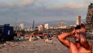 كارثة.. انفجار جديد يهدد مرفأ بيروت ..وفرنسا تحذر