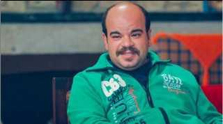 """محمد عبد الرحمن يودع الديكور الخاص بفيلم """"الخطة العامية"""""""