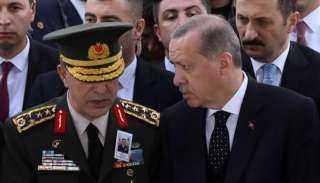 انقلاب في تركيا.. قيادات بالجيش تتمرد علي أردوغان وتطالبه بالاعتذار لمصر