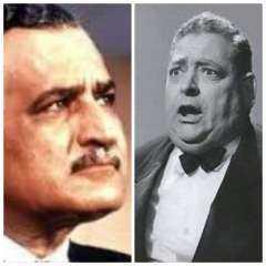 """أبكى الرئيس عبد الناصر والمشير.. حكاية الممثل على عبد العال """"بائع السمك"""" الذي تبرع بثروته لبناء السد العالي"""