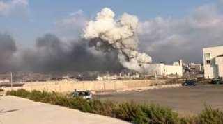 عاجل..تعرف على آخر حصيلة لضحايا انفجار مرفأ بيروت