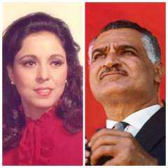 كريستالة الغناء العربي.. حكاية المطربة عفاف راضي التي أحبها الرئيس جمال عبد الناصر