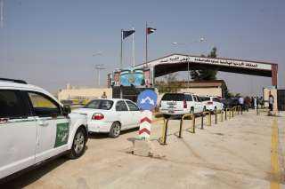 إغلاق الحدود الأردنية السورية .. اعرف السبب