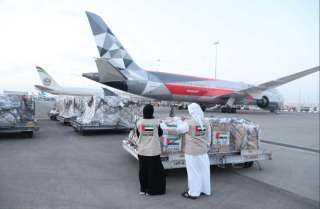 السبت: وصول طائرة مساعدات من الإمارات إلى مصر لمواجهة جائحة كورونا