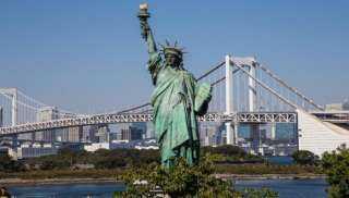 أصله مصري..وصنع خصيصا لقناة السويس .. معلومات لا تعرفها عن تمثال الحرية الأمريكي