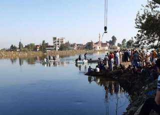 عاجل.. تطورات حادث غرق معدية البحيرة.. وأعداد الضحايا والمصابين
