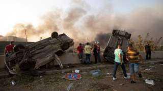 """عاجل.. بيان من المخابرات الأمريكية بشأن التحقيق الدولي في كارثة """"تفجير بيروت """""""