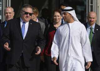 """عاجل.. سفارة الإمارات بأمريكا توجه رسالة للصهاينة بعد """"صفقة التطبيع """""""