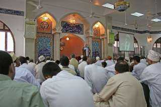 الأوقاف تكشف حقيقة فتح المساجد لصلاة الجمعة اليوم