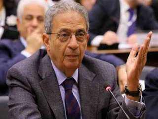 عمرو موسى يكتب عن اتفاق التطبيع بين الإمارات وإسرائيل ومصير القضية الفلسطينية