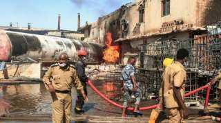 بيان عاجل لـ «الدفاع المدني السوداني» عن انفجار مخزن للذخيرة في الخرطوم