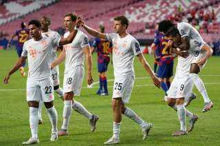 بعد ثمانية برشلونة.. تعرف على أكبر النتائج في تاريخ دوري أبطال أوروبا