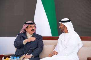 ملك البحرين يُهنئ بن زايد على اتفاق التطبيع بين الإمارات وإسرائيل