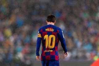 تقارير: ليونيل ميسي يقرر الرحيل عن برشلونة بعد الهزيمة أمام البايرن