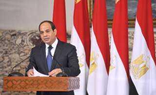 السيسى يوجه بمواصلة جهود التنمية الشاملة فى سيناء