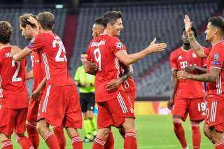 بايرن ميونخ يصطدم بأتلتيكو مدريد للدفاع عن لقب دوري أبطال أوروبا