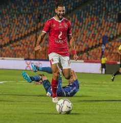 عمرو السولية : البطولة الخامسة ليا مع الأهلي