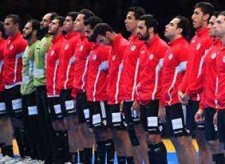 منتخب مصر يصطدم بالاتحاد الروسي في أولى مباريات الدوري الرئيسي لمونديال اليد