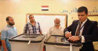 انتهاء اليوم الأول للتصويت فى انتخابات مجلس النواب