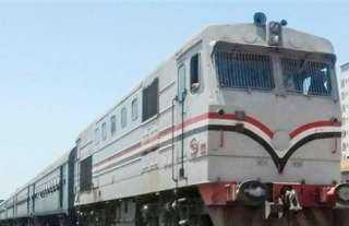 السكة الحديد تكشف تفاصيل سقوط عربتين من قطار 573 الإسكندرية-بورسعيد