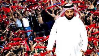 تركي آل الشيخ يغازل الأهلي والخطيب بالأميرة التاسعة