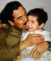 قصة حفيد صدام حسين الذي أرعب الأمريكان بعمر الرابعة عشر